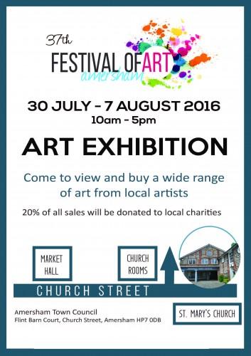 AFoA Exhibition Poster 2016