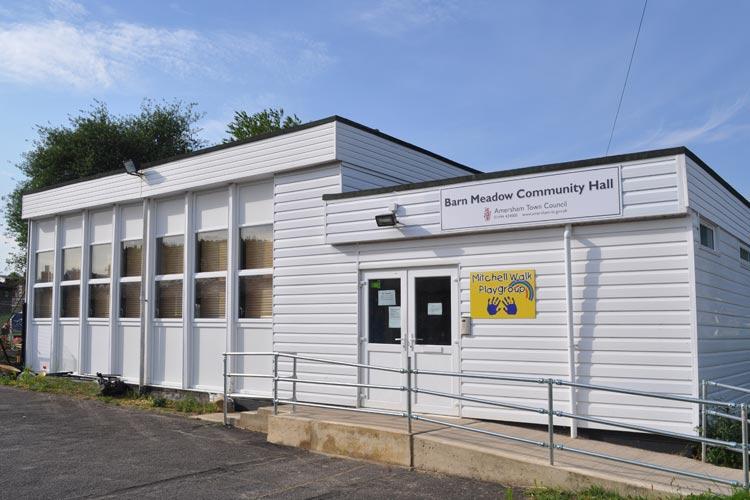 Barn Meadow Community Hall, Old Amersham