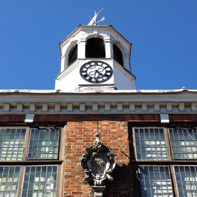 market hall tower amersham
