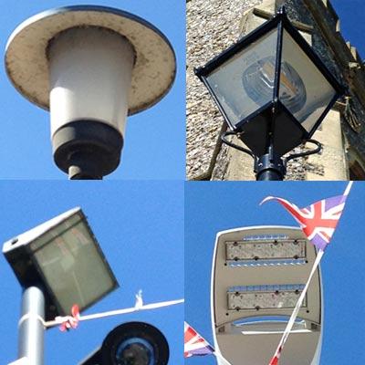 street lights in amersham
