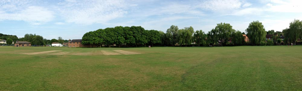 Barn meadow sports ground, Old Amersham