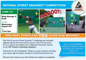 street snooker in amersham aug 2015