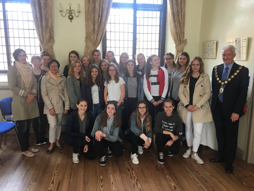 Bensheim Exchange DCGS 07.06.2017